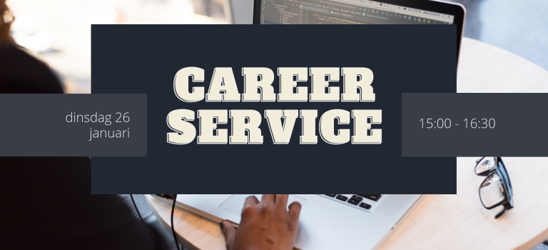Career Service evenement