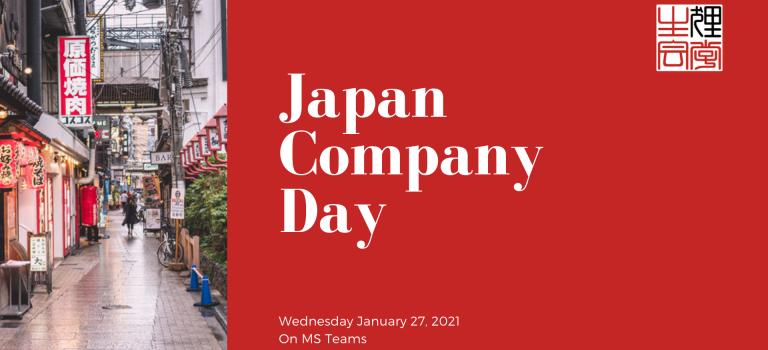 Japan Company Day