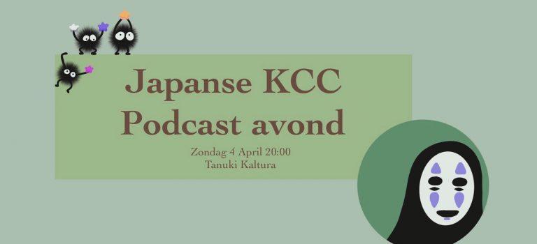 KCC podcast avond